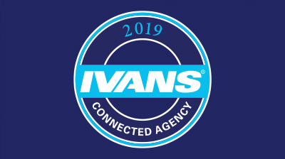 Ivans Connected Agency 2019 Logo